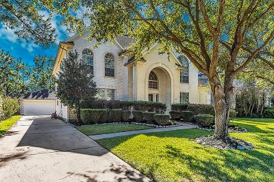 Cypress Single Family Home For Sale: 18638 Mosshill Estates Lane
