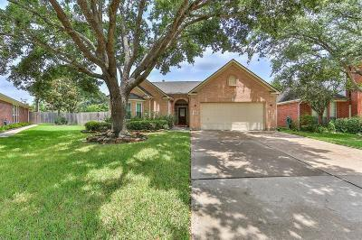 Cinco Ranch Single Family Home For Sale: 20718 Whitevine Way