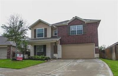 Katy Single Family Home For Sale: 26415 Harmony Mill Court