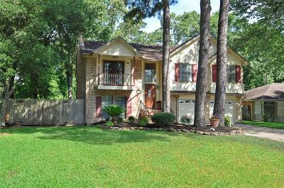 Kingwood TX Single Family Home For Sale: $209,000