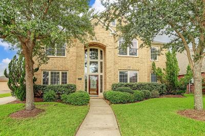 League City Single Family Home For Sale: 2904 Royal Bay Court