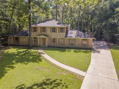 Conroe Single Family Home For Sale: 520 Marymont Park