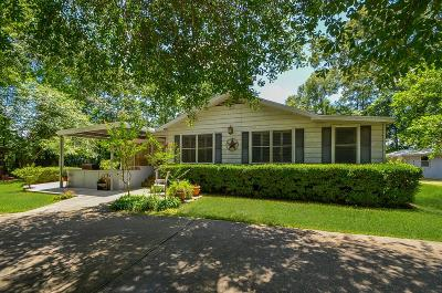 Conroe Single Family Home For Sale: 15890 Fm 1485 Road