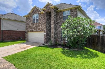 Tomball Single Family Home For Sale: 8323 Point Pendleton Drive