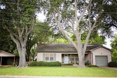 Bellville Single Family Home For Sale: 402 N Amthor Street