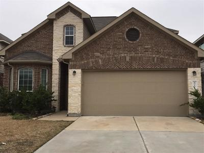 Katy Single Family Home For Sale: 2915 Lake Drive