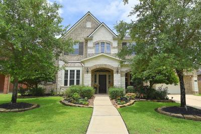 Katy TX Single Family Home For Sale: $445,000
