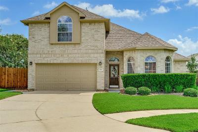 Seabrook Single Family Home For Sale: 809 Junewood Way