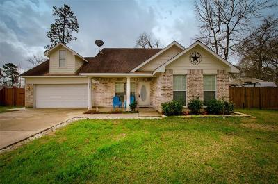 New Caney Single Family Home For Sale: 23362 Johnson Road
