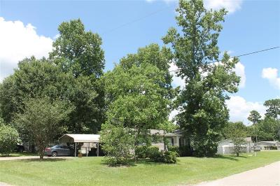 Willis Single Family Home For Sale: 13042 Pine Trail Court
