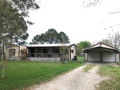 Santa Fe Single Family Home For Sale: 12501 Fm 1764