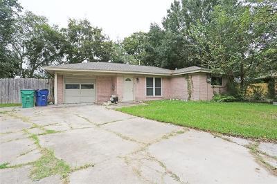 Alvin Single Family Home For Sale: 344 Pennington Drive