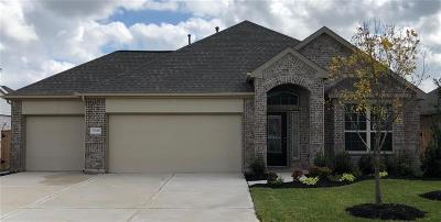 Hockley Single Family Home For Sale: 17610 Cypress Hilltop Way