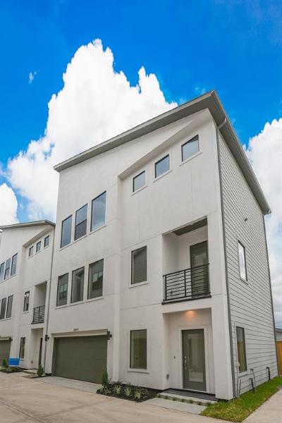 Eado Single Family Home For Sale: 1611 A Milby Street