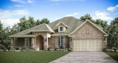 New Caney Single Family Home For Sale: 19276 Yellow Chestnut Drive