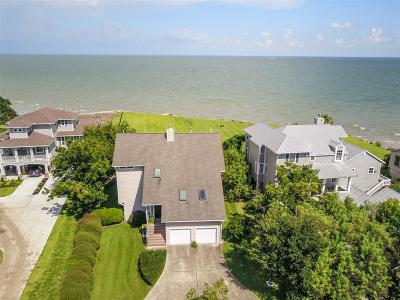 Seabrook Single Family Home For Sale: 601 Quintana Roo Place