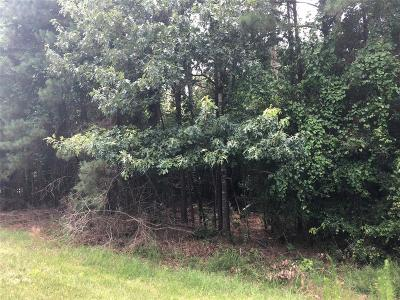 Conroe Residential Lots & Land For Sale: Carriage Run West