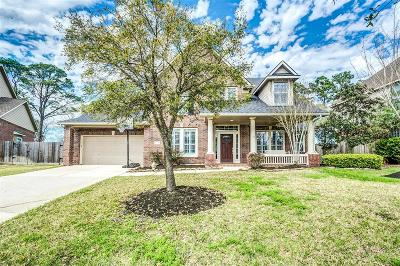Tomball Single Family Home For Sale: 12434 Morning Rain Drive