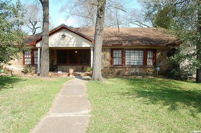Houston Single Family Home For Sale: 6311 Jefferson Street