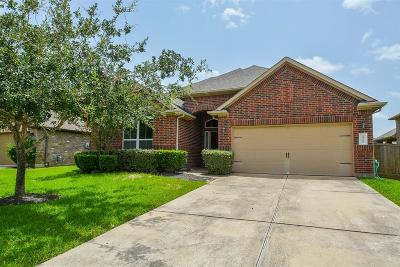 Richmond Single Family Home For Sale: 24215 Bella Florence Drive