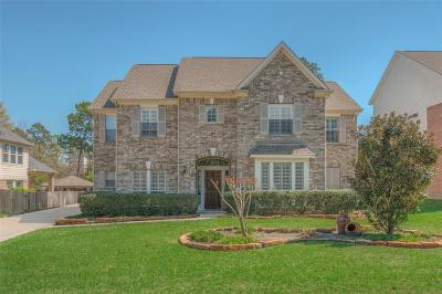 The Woodlands Single Family Home For Sale: 70 W Shale Creek Circle