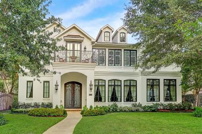 Channelview, Friendswood, Houston, Humble, Kingwood, Pearland, South Houston, Sugar Land, West University Place Single Family Home For Sale: 6515 Westchester Avenue