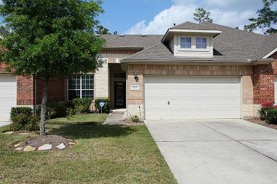 Humble Condo/Townhouse For Sale: 7207 Commons Walk Lane