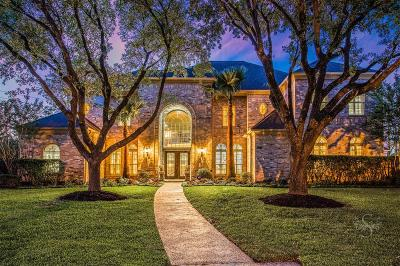 Katy TX Single Family Home For Sale: $755,000