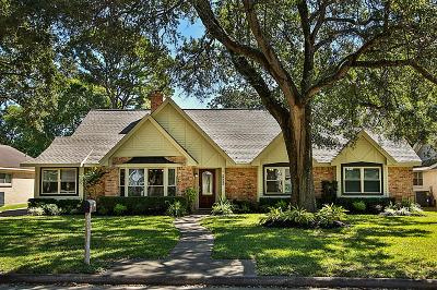 Houston Single Family Home For Sale: 9527 Moorberry Lane