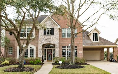 Katy Single Family Home For Sale: 24603 Bay Hill Boulevard