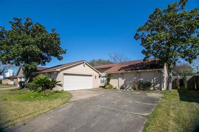 Missouri City Single Family Home For Sale: 2115 Pepperglen Court