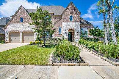 Missouri City Single Family Home For Sale: 9819 Mount Shasta