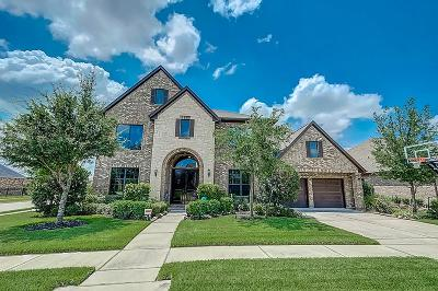Katy Single Family Home For Sale: 71 Wyndehaven Lakes