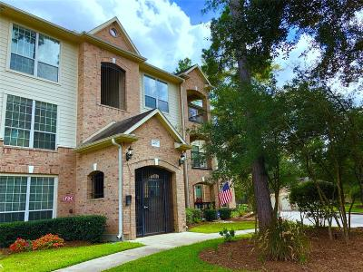 The Woodlands TX Condo/Townhouse For Sale: $200,000