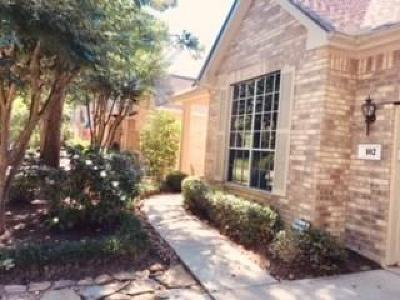 Conroe Single Family Home For Sale: 102 Robindale Circle