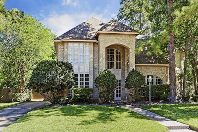 Kingwood Single Family Home For Sale: 1426 Lofty Maple Trl