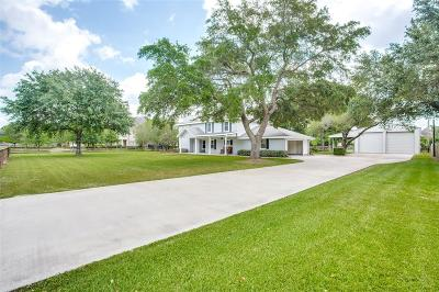 Katy Single Family Home For Sale: 25027 Sandi Lane