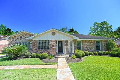 Houston Single Family Home For Sale: 2607 Stoney Brook Drive