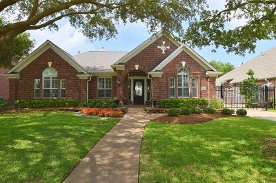 Katy TX Single Family Home For Sale: $374,900