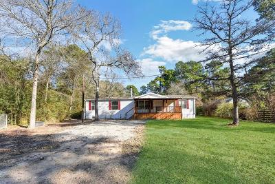 Hockley Single Family Home For Sale: 23952 Marshburn Drive