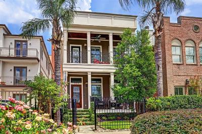 Houston Single Family Home For Sale: 329 W 18th Street