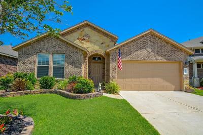 Katy Single Family Home For Sale: 23706 San Barria Drive