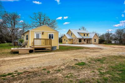 Madison County, Brazos County Single Family Home For Sale: 22267 Webster Street