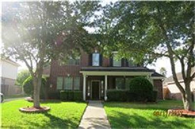 League City Single Family Home For Sale: 2905 Laguna Shores Lane