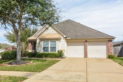 Missouri City Single Family Home For Sale: 7403 Neuces Creek