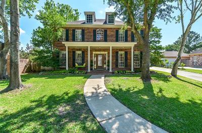 Houston Single Family Home For Sale: 1703 Oceania Court