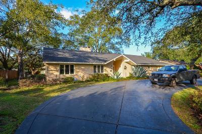 Houston Single Family Home For Sale: 5698 Bayou Glen Road