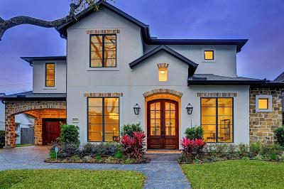 Houston Single Family Home For Sale: 6154 Meadow Lake Lane