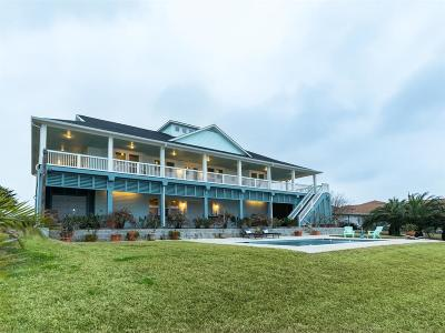 Galveston Single Family Home For Sale: 410 81st Street