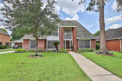 Houston Single Family Home For Sale: 7711 Penrose Point Drive